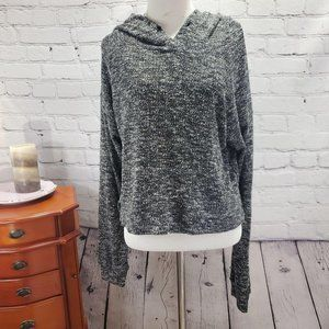 Long sleeve thing Hooded pullover